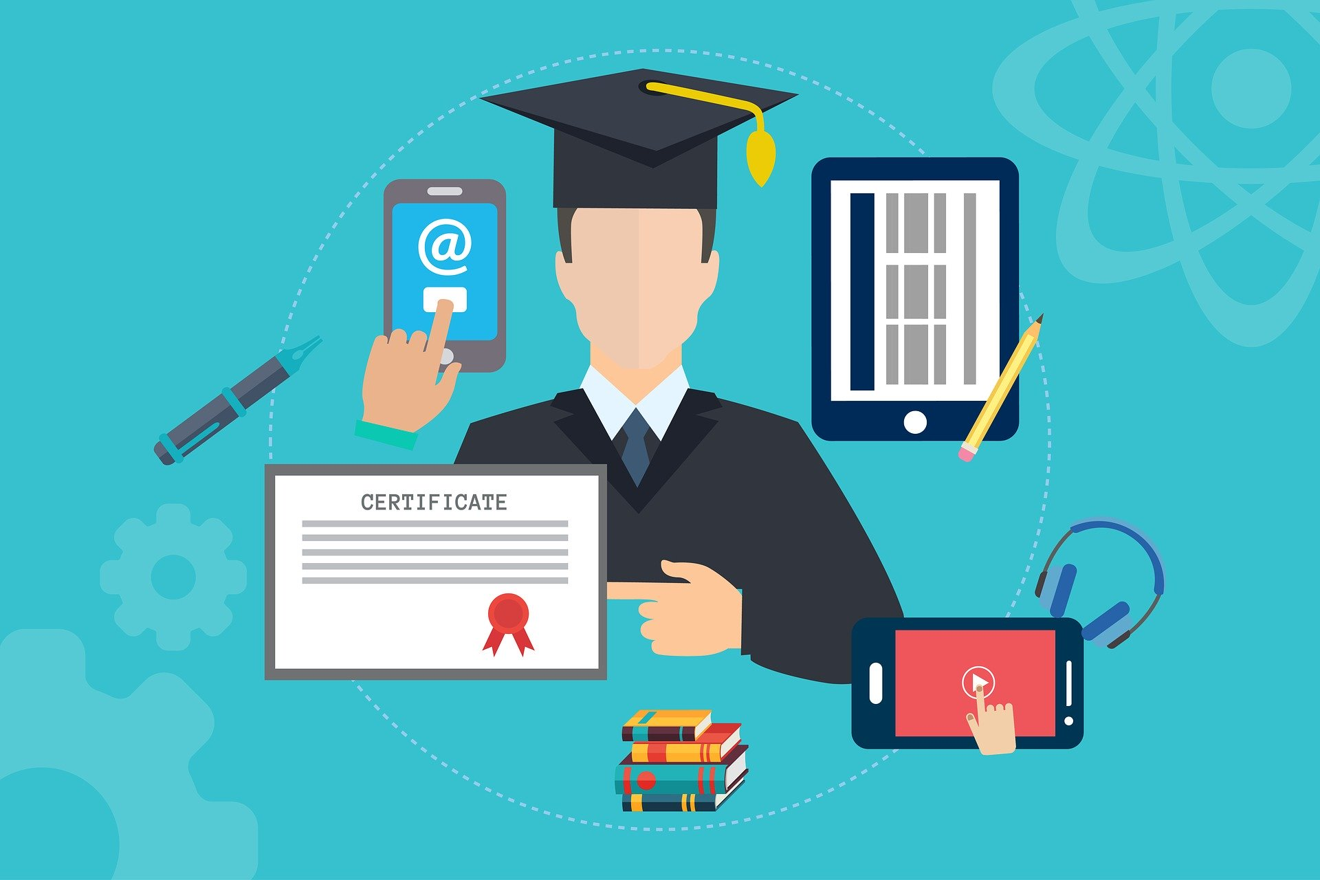 manfaat teknologi dalam pendidikan